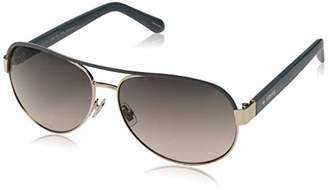 Fossil Women's Fos 3039/s Aviator Sunglasses
