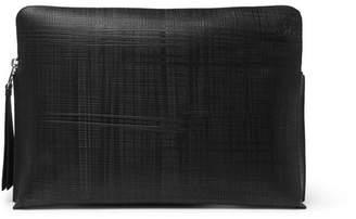 Loewe Goya Cross-Grain Leather Portfolio