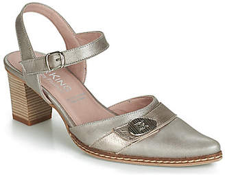 Dorking 7839 women's Sandals in Silver