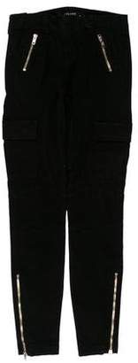 J Brand Mid-Rise Maverick Pants w/ Tags