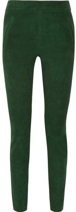 Acne Best suede leggings