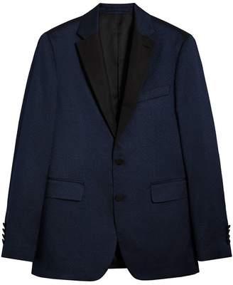 Burberry Soho Fit Jacquard Evening Jacket