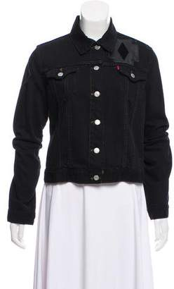 Reformation Button Up Casual Jacket