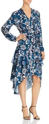 Parker Estella Floral High/Low Dress