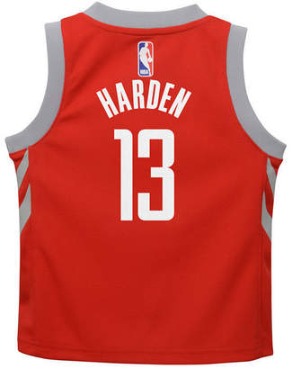 Nike James Harden Houston Rockets Icon Replica Jersey, Infants (12-24 Months)