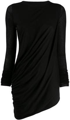 Rick Owens Lilies draped top