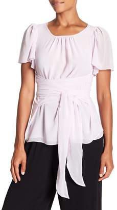 1 STATE 1.State Tie Waist Blouse
