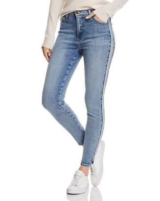 Pistola High-Rise Tuxedo Stripe Skinny Jeans in Vice Versa