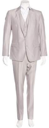 Dolce & Gabbana Virgin Wool & Silk Martini Suit