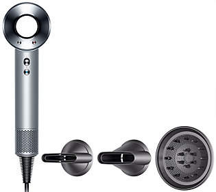 Dyson Supersonic Hair Dryer withAttachments