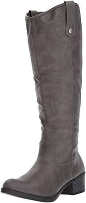 Rampage Women's Italie Riding Boot Knee High