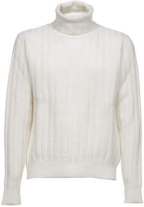 Ami Alexandre Mattiussi Turtle Neck Knitted Sweater