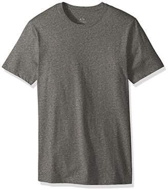 Armani Exchange Men's Classic Cotton Crew Tee T-Shirt