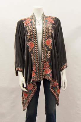Johnny Was Maeve Velvet Kimono