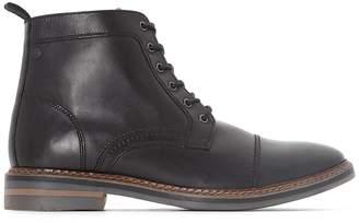 Base London Hockney Leather Chelsea Boots