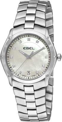 Ebel Women's 9954Q31/99450 Classic Sport Diamond Mother-Of-Pearl Dial Watch