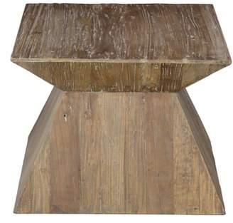 CLASSIC HOME Maya Reclaimed Elm Coffee Table