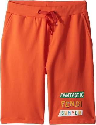 Fendi 'Fantastic Colours' Jogging Shorts