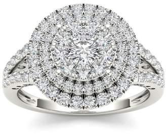 1ct TDW Diamond Fashion Ring In 10K