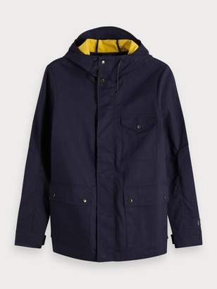 Scotch & Soda Cotton Jacket