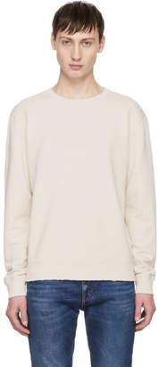 Saint Laurent Off-White Property Sweatshirt