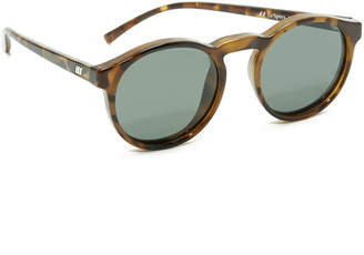 Le Specs Cubanos Polarized Sunglasses $69 thestylecure.com