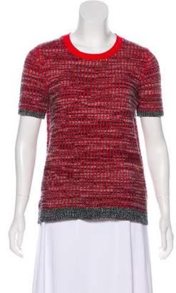 Marni Bi-Color Knit Sweater