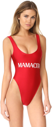 Private Party Mamacita One Piece $99 thestylecure.com