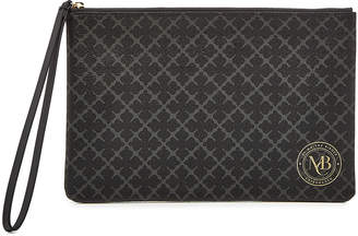 By Malene Birger Pamelah Faux Leather Printed Pouch