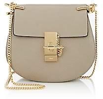 Chloé Women's Drew Mini Leather Crossbody Bag - Gray