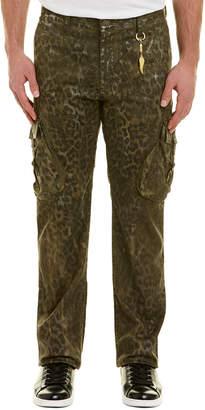 Robin's Jean s Predator Safari Green Straight Leg