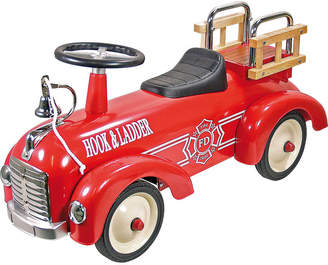 Hibba Toys of Leeds Speedster Fire Engine Ride On