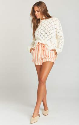 Show Me Your Mumu Hattie Sweater ~ Sunset Confetti Knit
