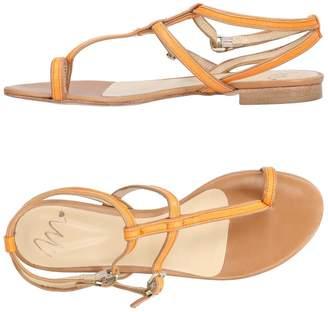 MonnaLisa Toe strap sandals - Item 11431066