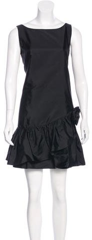 MoschinoMoschino Sleeveless Mini Dress