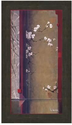 """""""Blossom Tapestry I"""" Framed Art Print by Don Li-Leger"""