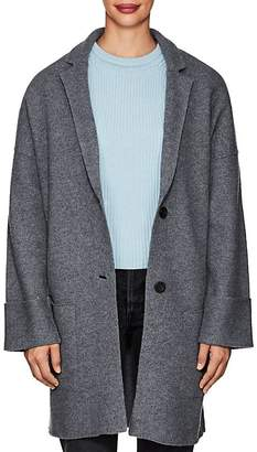 ATM Anthony Thomas Melillo Women's Boiled Wool Coat