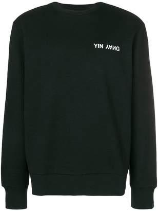 Rag & Bone Yin Yang sweatshirt