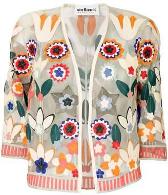 Tropez Caban Romantic St. jacket