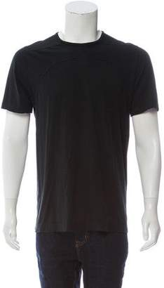 Rick Owens Solid Short Sleeve T-Shirt