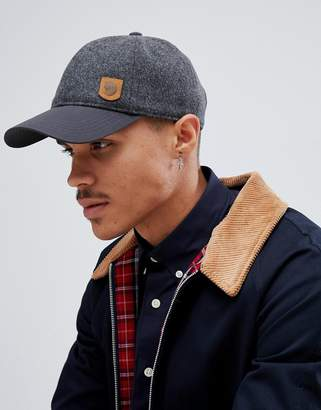 Fjallraven cap in dark gray