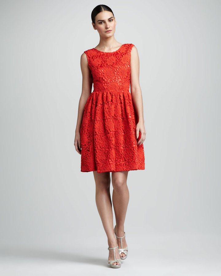 Kate Spade New York Selita Sleeveless Floral Dress