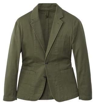 Mango man MANGO MAN Slim-fit cotton blazer