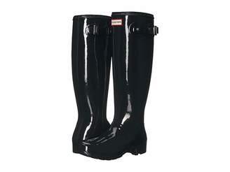 Hunter Tour Gloss Packable Rain Boot Women's Rain Boots