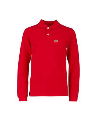 Lacoste Classic Pique Long Sleeved Polo