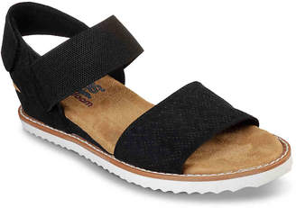 Skechers BOBS from Desert Kiss Wedge Sandal - Women's
