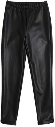 MonnaLisa Stretch Faux Leather Leggings
