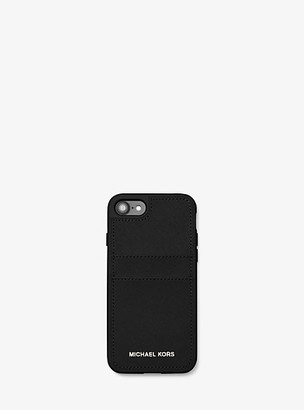 Michael Kors Saffiano Leather Case For Iphone 7/8