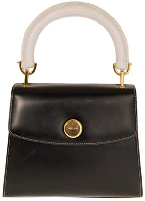 Gianfranco Ferre Leather tote