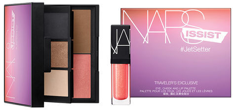 NARS NARSissist #JetSetter Eye, Cheek and Lip Palette